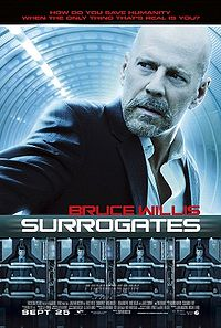 Surrogates movie poster