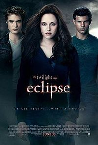 Twilight: Eclipse movie poster