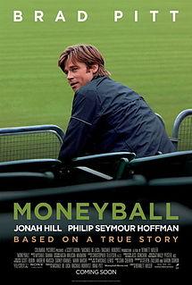 Moneyball movie poster