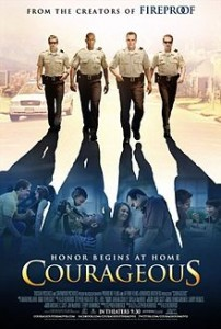 Courage movie poster