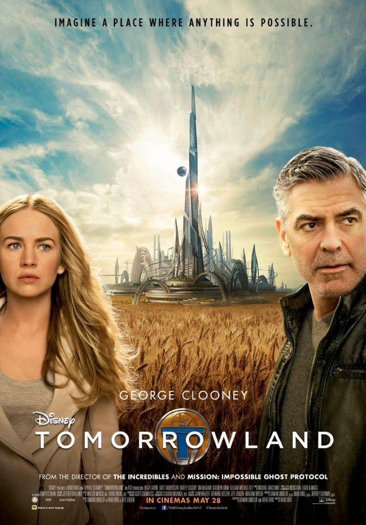 Tomorrowland (2015) - AYJW049 - Are You Just Watching?