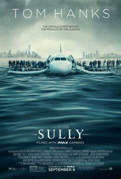Sully (2016) - AYJW066 - Are You Just Watching?