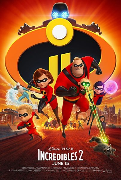 Incredibles 2, part 1 - AYJW087 - Are You Just Watching?